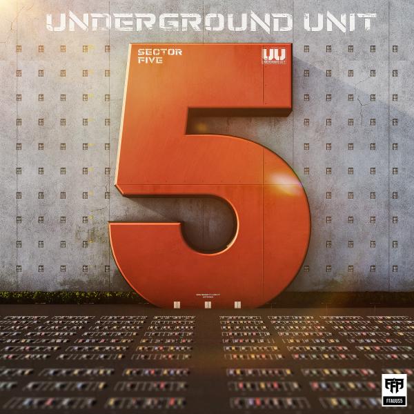 Various Artists - Underground Unit: Sector 5