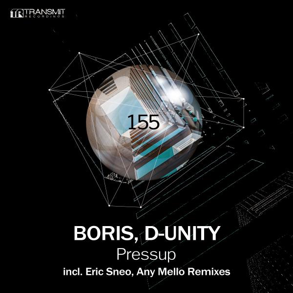 DJ Boris, D-Unity - Pressup