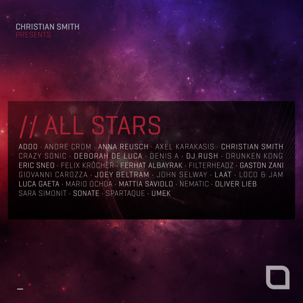 Various Artists - ALL STARS 2020