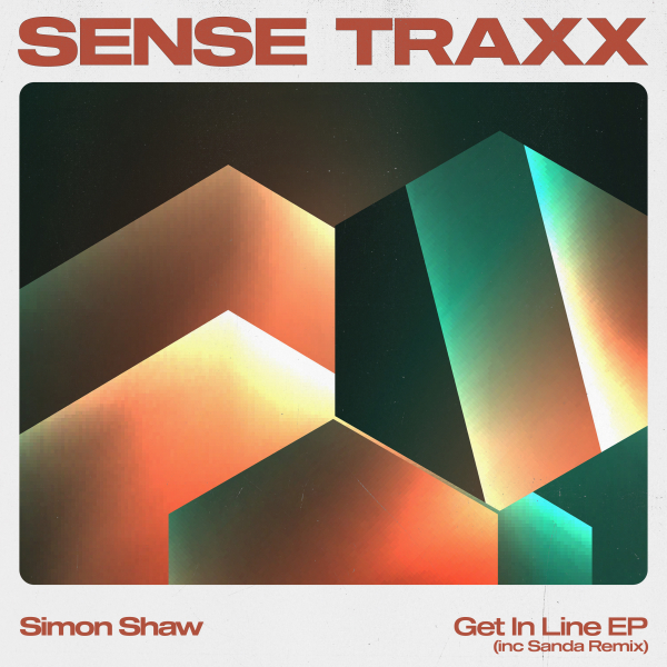 Simon Shaw - Get In Line