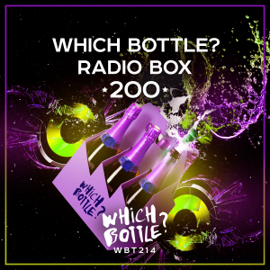 Which Bottle?: RADIO BOX 200