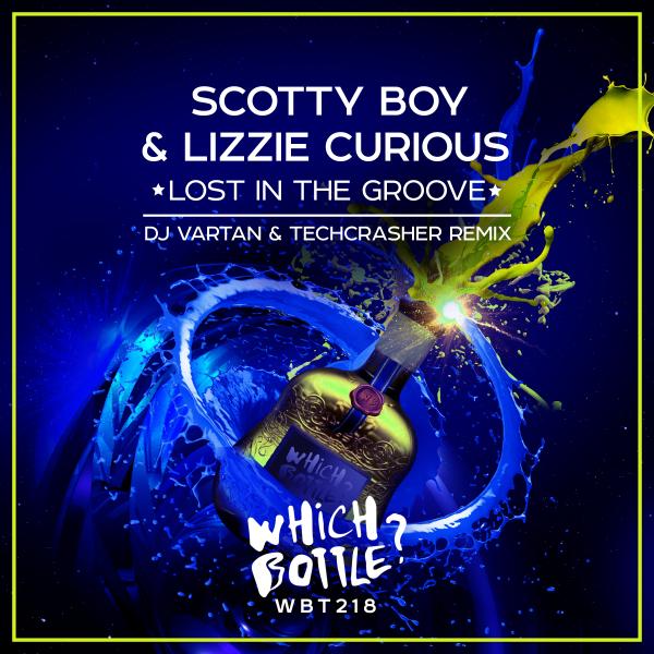 Lost In The Groove (DJ Vartan & Techcrasher Remix)