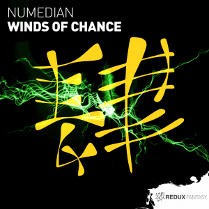 RDXF021 : Numedian - Winds of Chance