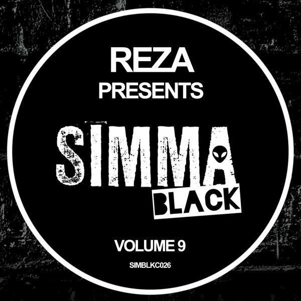 Reza presents Simma Black, Vol. 9