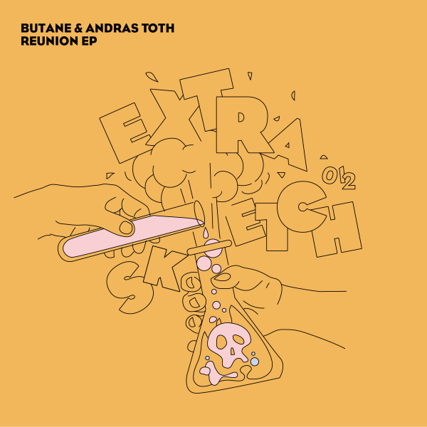 Butane, Andras Toth - Reunion EP
