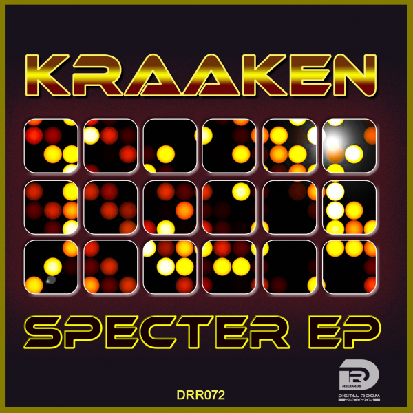 DRR072 : Kraaken - Combine (Original Mix) [Digital Room Records]