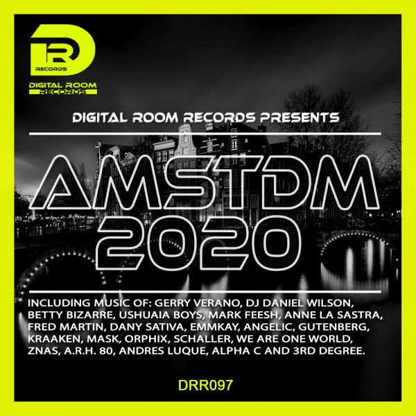 DRR097Gerry Verano & DJ Daniel Wilson - Mauritius (Original Mix) [Digital Room Records]