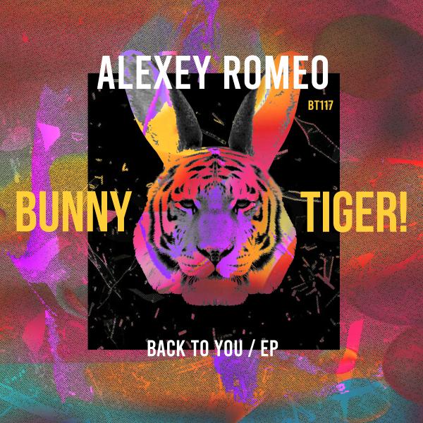 Alexey Romeo - Back To You EP