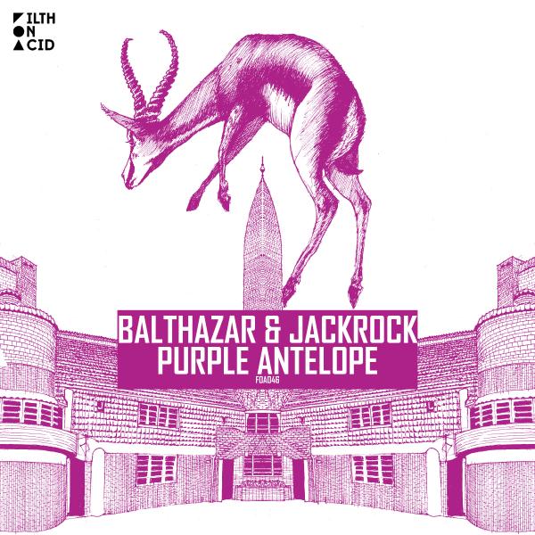 Balthazar & JackRock - Purple Antelope