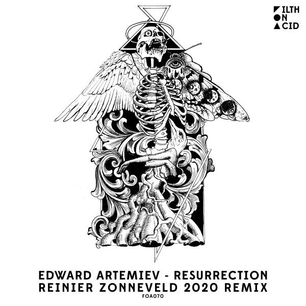 Reinier Zonneveld, Edward Artemiev - Resurrection
