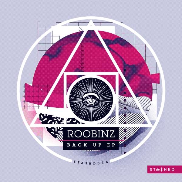 Roobinz - Back Up EP