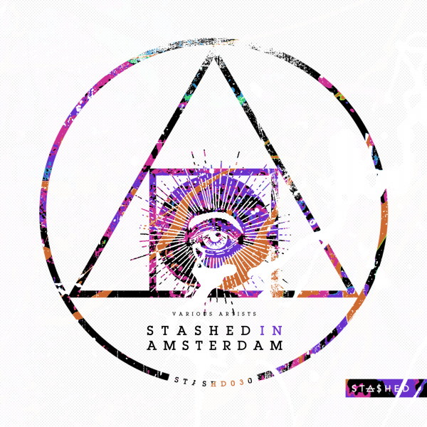Various Artists - Stashed In Amsterdam