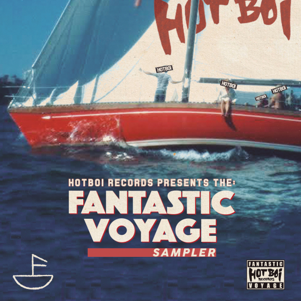 Various Artists - The Fantastic Voyage Sampler