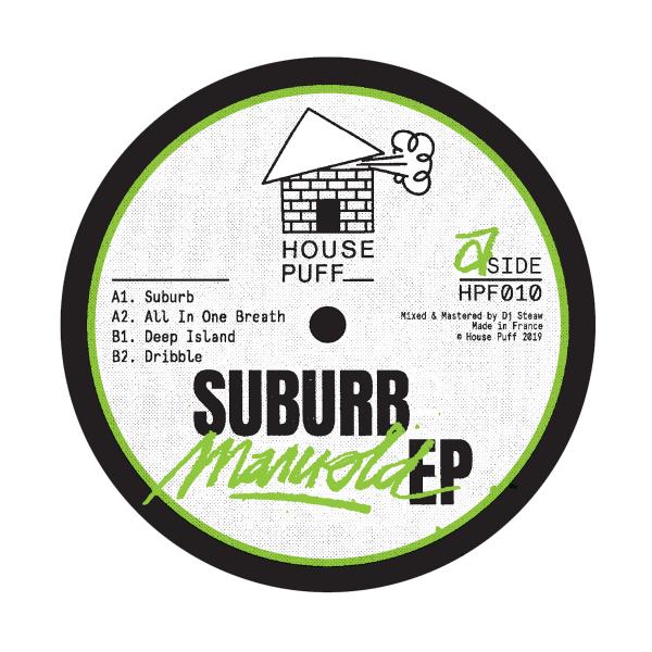 Manuold - Suburb Ep