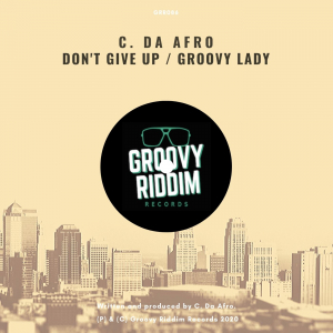 Don't Give Up / Groovy Lady