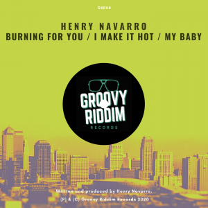 Burning For You / I Make It Hot / My Baby