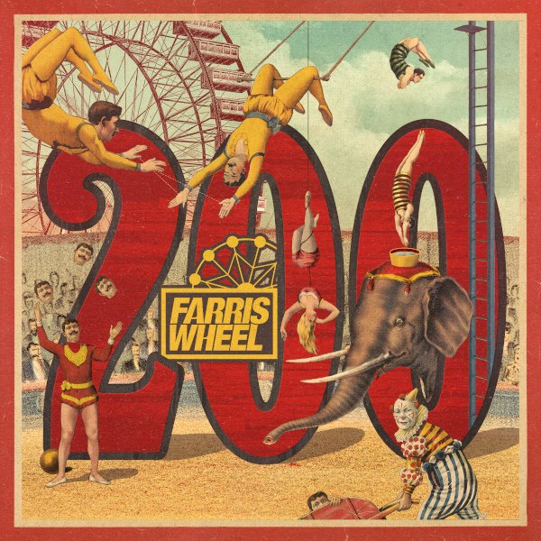 Various Artists - Farris Wheel 200