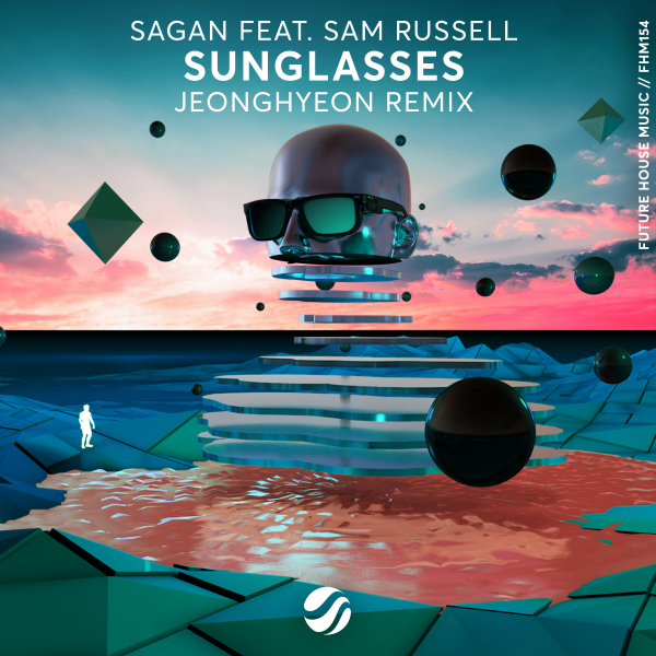 Sagan, Sam Russell, jeonghyeon - Sunglasses (jeonghyeon Remix)