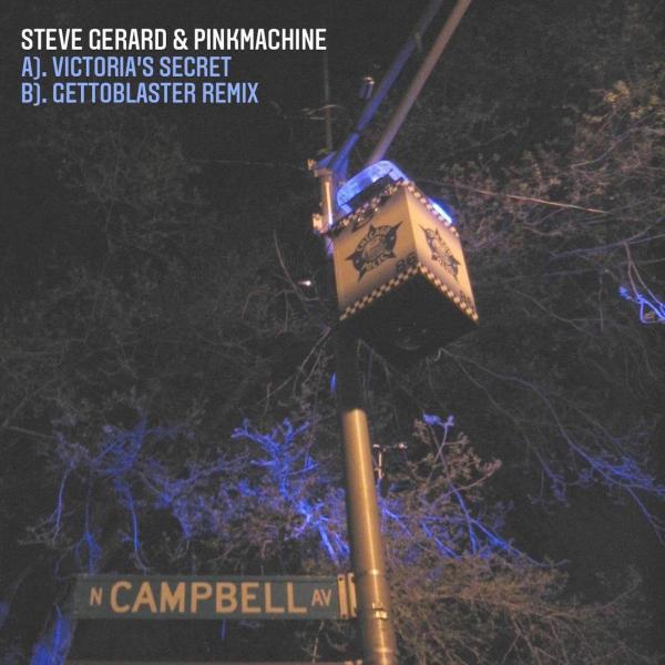 Steve Gerard & Pinkmachine - Victoria's Secret
