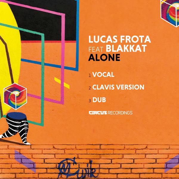 Lucas Frota feat. Blakkat - Alone