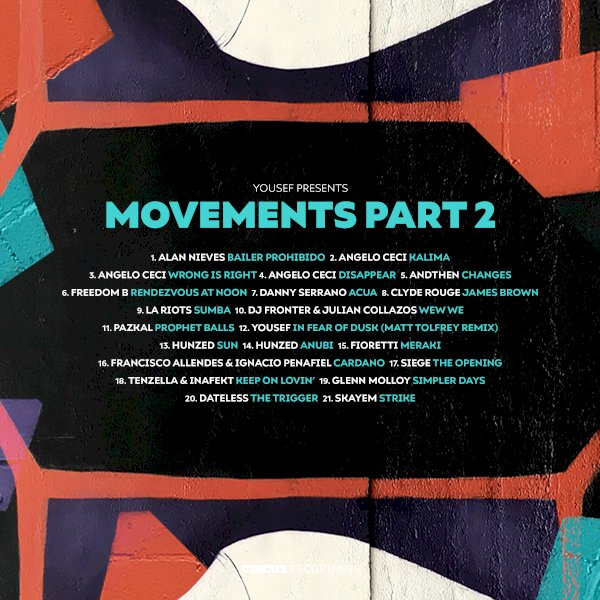 Yousef - Movements Pt.2