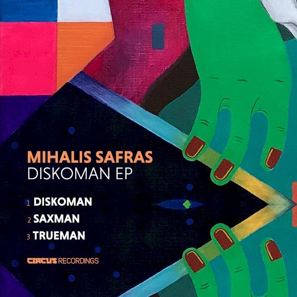 Diskoman EP