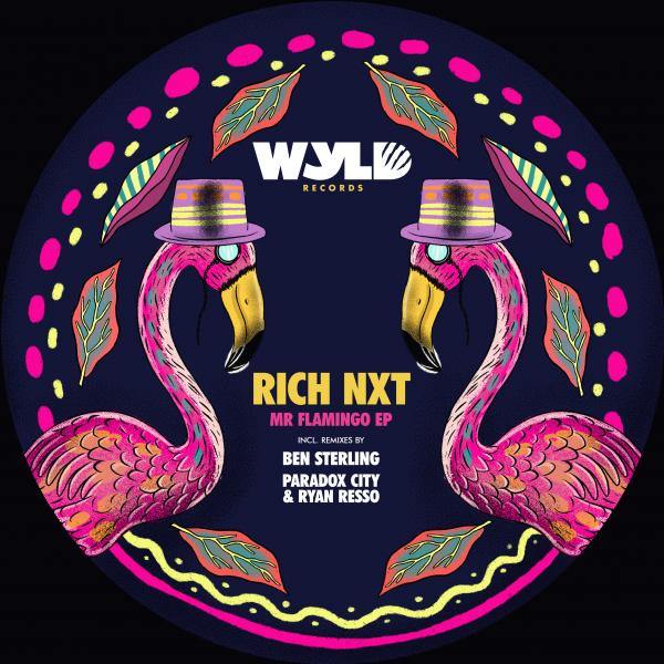 Rich NxT - Mr Flamingo