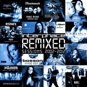 PRREC122A : Interphace - Remixed Sessions 2002 - 2012