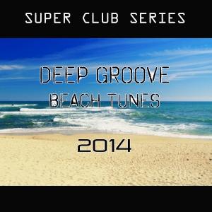 PRRLG005 : Various Artists - Deep Groove Beach Tunes 2014