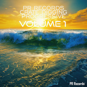 PRREC295A : Various Artists - PR Records Crate Digging Progressive, Vol. 1
