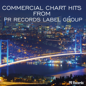PRREC296A : Various Artists - Commercial Chart Hits From PR Records Label Group