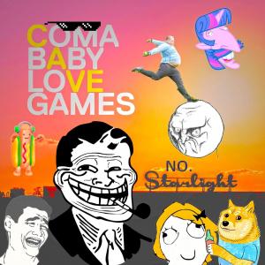 PRREC382A : Coma Baby - Love games