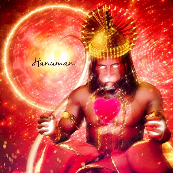 Giorgia Angiuli - Hanuman