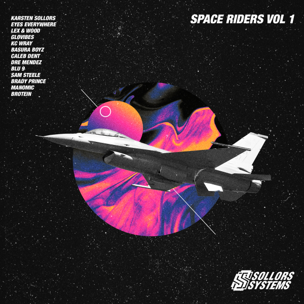 Various Artists - Space Riders, Vol. 1
