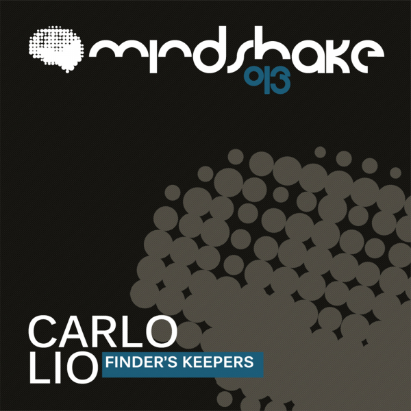 Carlo Lio - Finders Keepers EP