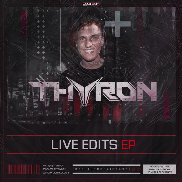 Live Edits EP