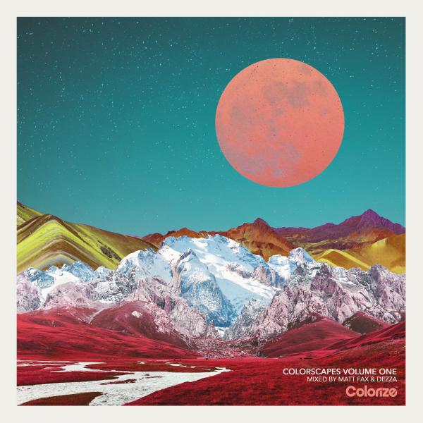 Matt Fax & Dezza - Colorscapes Volume One