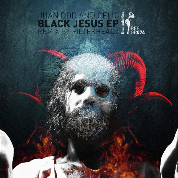 Juan Ddd, Celic - Black Jesus EP