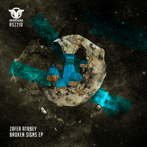 Zafer Atabey - Broken Signs EP
