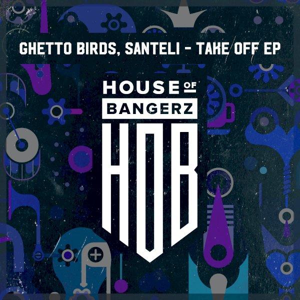 Ghetto Birds, Santeli - Take Off