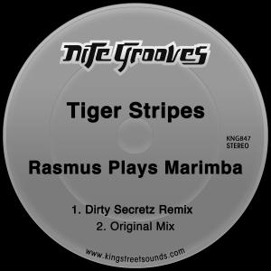 Rasmus Plays Marimba