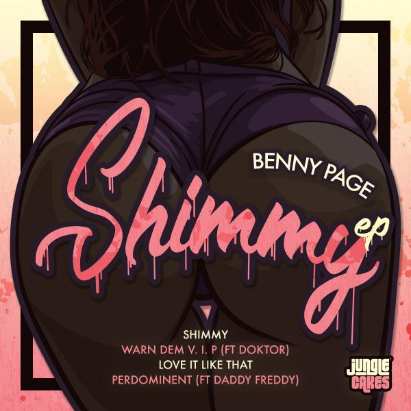 Shimmy EP