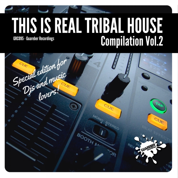 Various Artists - This Is Real Tribal House, Vol. 2