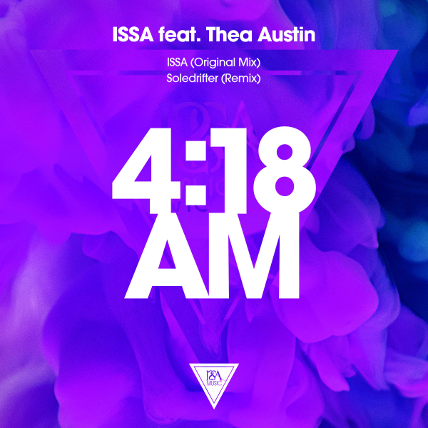 ISSA (US) feat Thea Austin - 4:18 AM