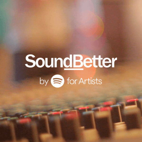 SoundBetter By Spotify For Artists