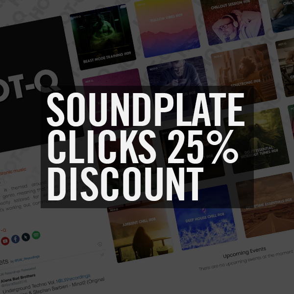 Soundplate Clicks - Next Level Music
