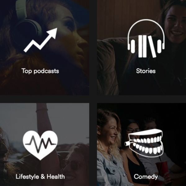 Spotify Launches 'Your Daily Podcasts' Personalised Playlist