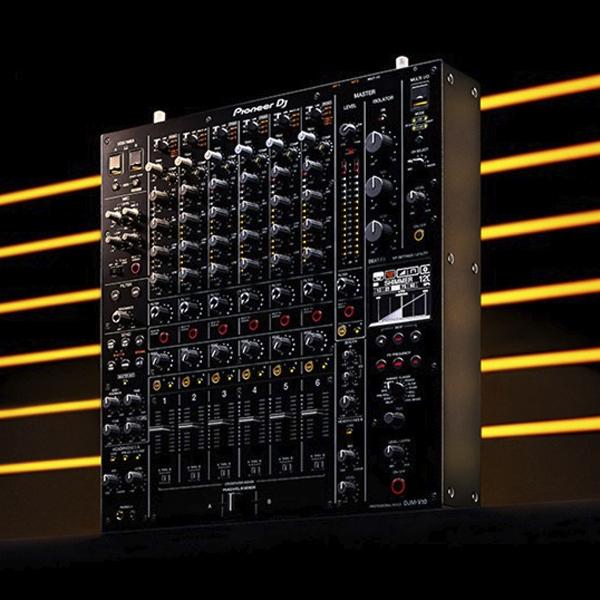 Pioneer DJ Announce New Flagship Mixer DJM-V10