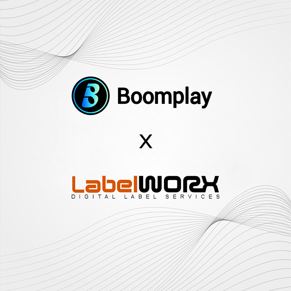 Label Worx Distribution with Boomplay