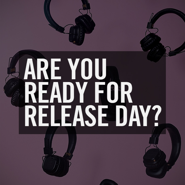 Are you ready for release day?